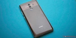 Huawei Mate 20 video leak shows screen, back panel and more