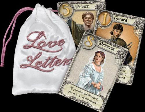 Z-Man Games Taking Orders For Love Letter: Wedding Edition