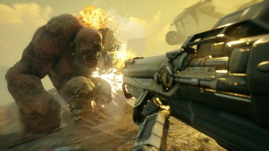 Rage 2 Release Date Revealed at The Game Awards