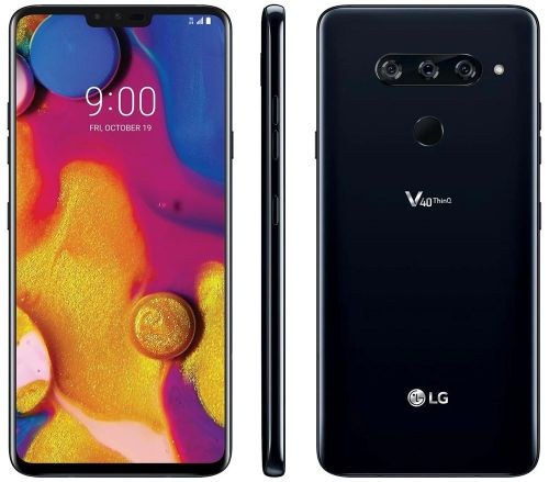 T-Mobile LG V40 ThinQ and LG G7 ThinQ getting their Android 10 updates