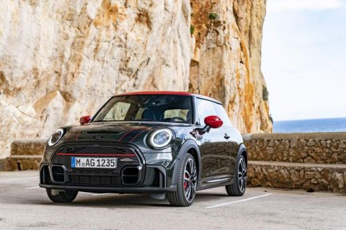 Mini John Cooper Works convertible and coupe pack style and performance