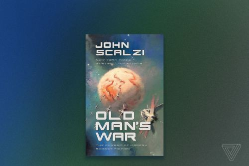 Netflix has optioned John Scalzi's military science fiction novel Old Man's War