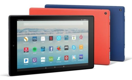 Amazon's all-new Fire HD 10 has a 1080p display, costs just $149