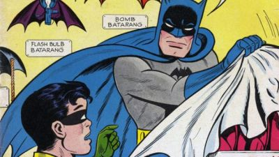 11 of Batman's Very Specific Gadgets You Should Know