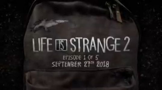First episode of 'Life is Strange 2' debuts September 27th