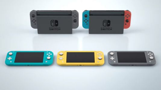 Nintendo's new Switch Lite may share one of the original Switch's biggest issues