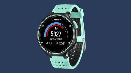 The Garmin Forerunner 235 running watch is at its best price ever today