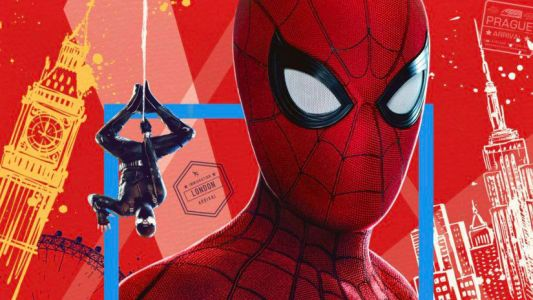 New Spider-Man poster is a Photoshop disaster