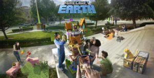 Minecraft Earth closed beta signup now open, begins later this month