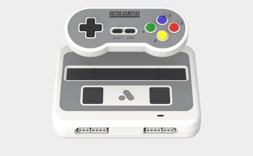 The Analog Super Nt Mini is Nintendo's SNES Classic for grown-ups