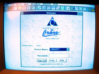 What 25 popular websites used to look like