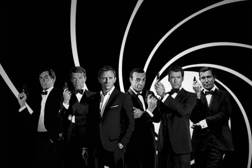 You can watch 22 James Bond movies for free on YouTube right now