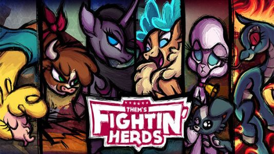 My Little Pony-Inspired Fighting Game Bucks Into Early Access