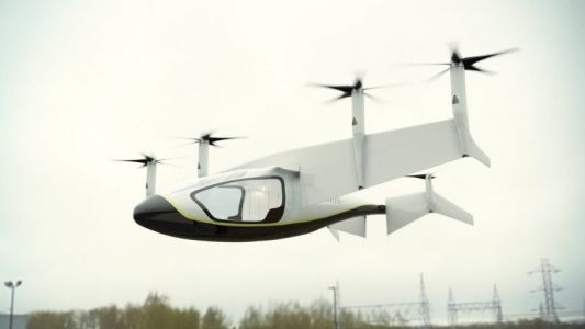 Rolls-Royce wants to build a flying taxi - CNET