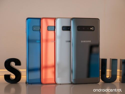 Here's how much the Galaxy S10 series costs in India
