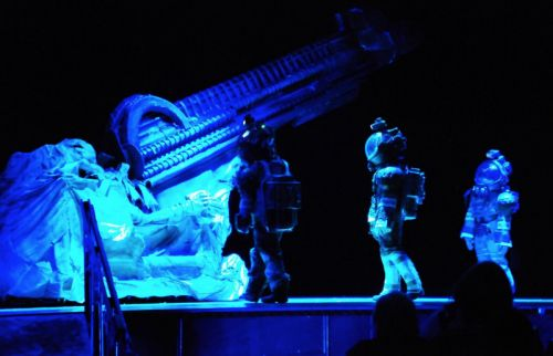 This High School Play Of Alien Will Blow You Away