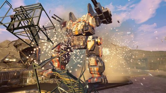 MechWarrior 5 for PC goes up for preorder on the Epic Games Store