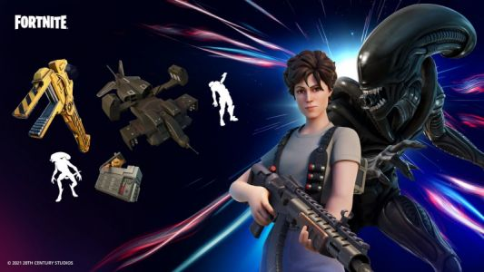 Aliens' Ripley And Xenomorph Join Fortnite