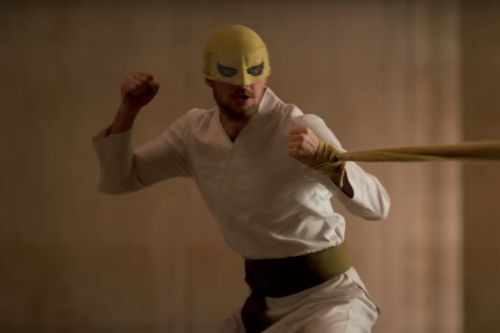 A new teaser for Netflix's Iron Fist teases an iconic costume