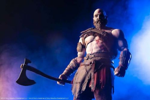 Comic-Con 2018: Awesome New God Of War, Masters Of The Universe, And More Collectibles From Mondo