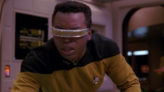 Levar Burton Expects To Appear In STAR TREK: PICARD as Geordi La Forge