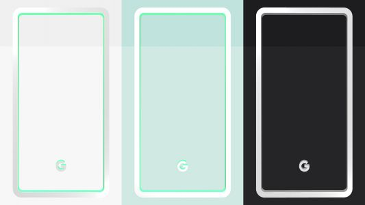 These could be the colors of the Google Pixel 3 and Pixel 3 XL