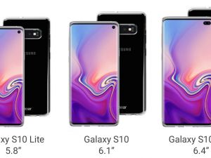 This Is What The Samsung Galaxy S10 Looks Like