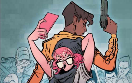 Buy This Comic: CROWDED 1