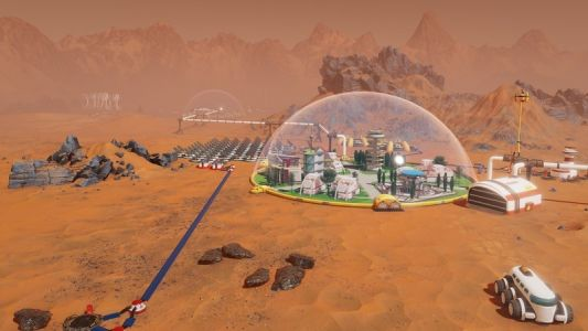 Surviving Mars 'Opportunity' update adds new passages and storage options on Xbox One and PC