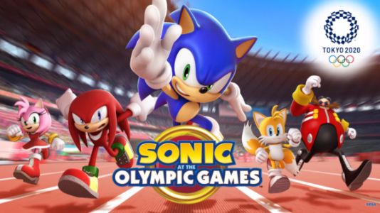 Sonic At The Olympic Games - Tokyo 2020 Launches In May