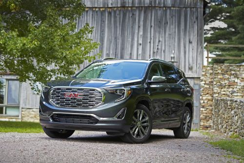 I drove a $44,000 GMC Terrain Denali - and it could give Audi and BMW something to worry about