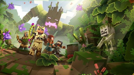 Minecraft Dungeons lead talks its next DLC and the future endgame