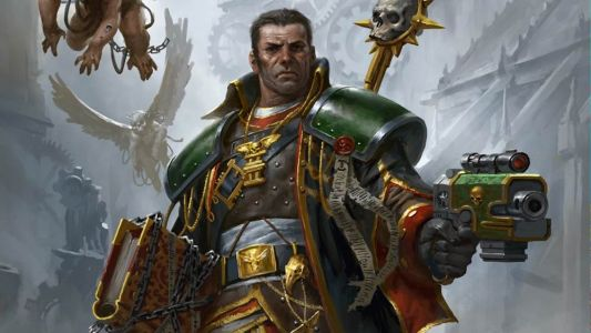 WARHAMMER 40,000 is Being Adapted Into a TV Series By The Creator of THE MAN IN THE HIGH CASTLE
