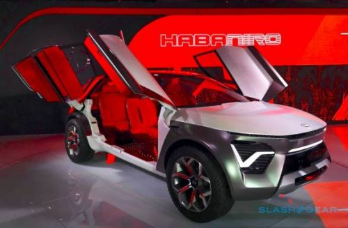The Kia HabaNiro is a wild EV crossover: 5 things to know