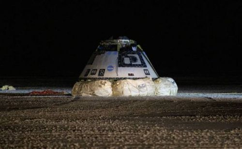You'll never guess what happened to Boeing's Starliner