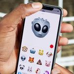 The iPhone X doesn't actually need the TrueDepth camera kit in its notch for Animoji