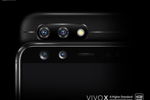 The new Blu Vivo X has four cameras and costs $249 for a limited time