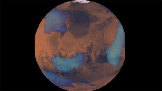 'Meteoric Smoke' Could Be Creating Cotton Candy Clouds on Mars