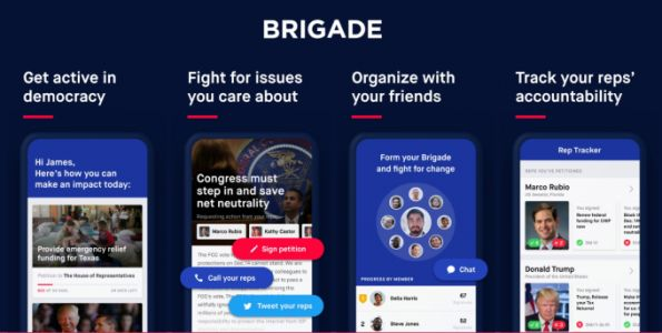 Sean Parker's Brigade/Causes acquired by govtech app Countable