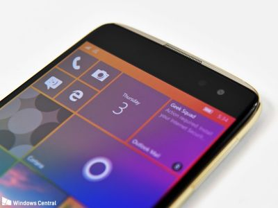 Hey Alcatel, where's your support for the IDOL 4 Pro with Windows 10 Mobile?
