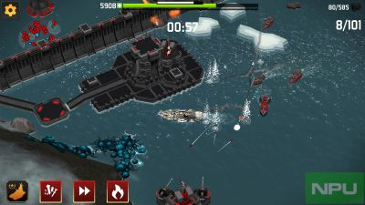 Fortress: Destroyer for Android goes free as myAppFree app of the day