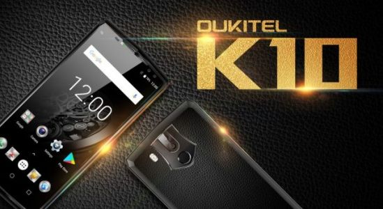 OUKITEL K10 gets cool 3D video released