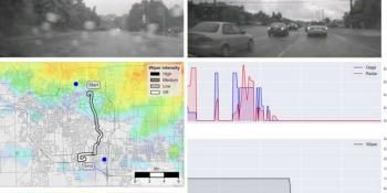 How Connected Vehicles' Windshield Wipers Could Prevent Flooding