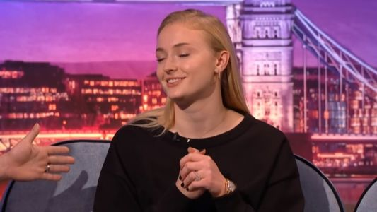 Watch: Sophie Turner Rapping Some Eminem Lyrics