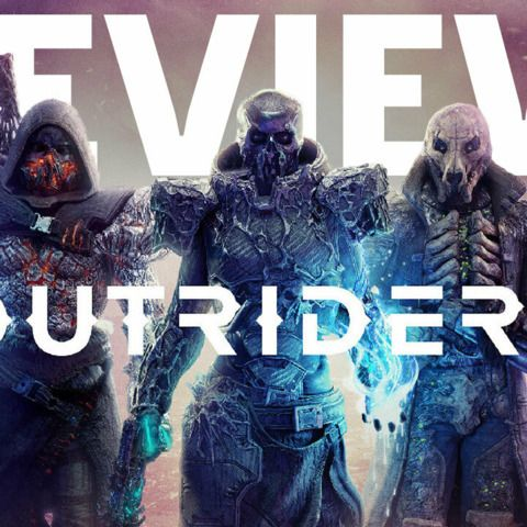 Outriders Video Review
