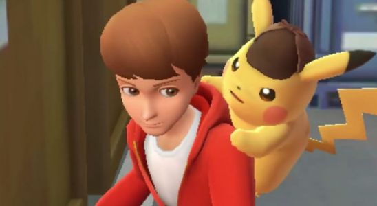 Detective Pikachu Is On The Case With An Amiibo, Special 2DS XL