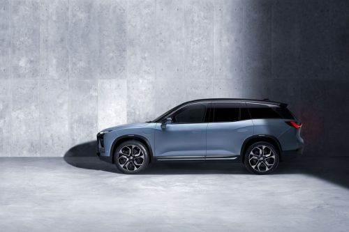 China's NIO files for IPO in the US in push to compete with Tesla