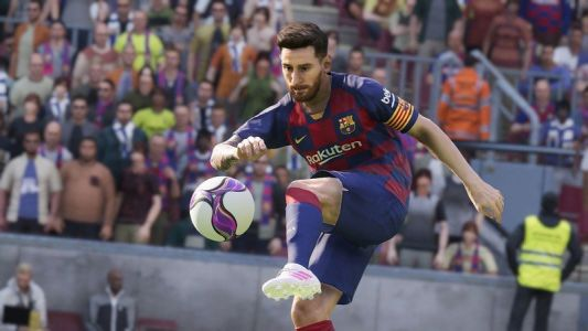 PES 2020 goes up for preorder