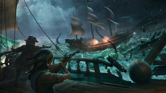 SEA OF THIEVES Servers Was Not Prepared For The Heavy Influx of Players