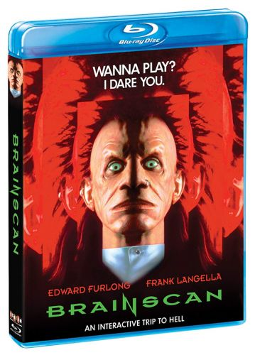 'Brainscan' Blu-ray Debut in August From Scream Factory